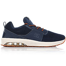 Кроссовки DC Heathrow Ia Navy/Camel