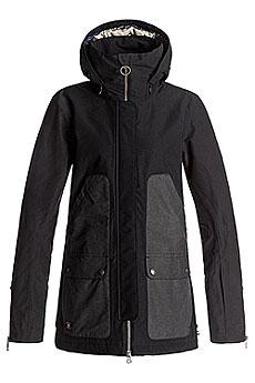 Куртка утепленная женская DC Panoramic Black