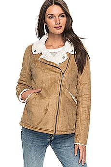 Куртка женская Roxy Lovefound Tobacco Brown