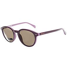 Очки женские Roxy Stefany Matte Purple/Grey
