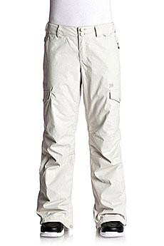 Штаны сноубордические женские DC Ace Pant Silver Birch