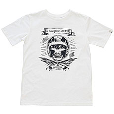 Футболка детская Quiksilver Ssmakauolayouth White