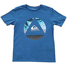 Футболка детская Quiksilver Fluid Turns Bright Cobalt