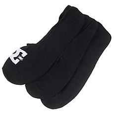 Носки низкие DC Dc Liner 3p Black