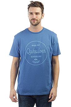 Футболка Quiksilver Clmornslides Bright Cobalt