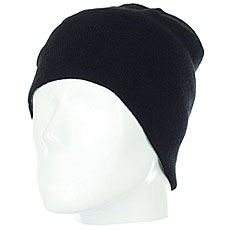 Шапка детская Quiksilver M&w Youth Beanie Black/Grey
