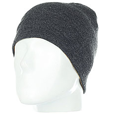 Шапка Quiksilver M&w Youth Beanie Grey/Brown