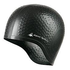 Шапка для плавания Aqua Sphere Aqua Glide Black