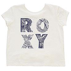 Футболка детская Roxy Sunshineleaves Marshmallow