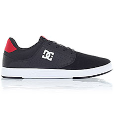 Кеды DC Plaza Tc Black/Athletic Red