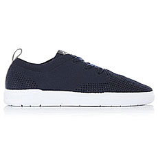 Кеды низкие Quiksilver Shorbrkstreknit Blue/Grey