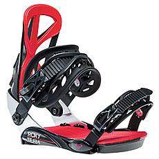 Крепления для сноуборда Roxy Team Red/Black