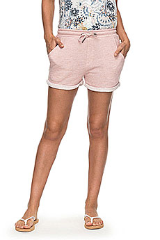 Шорты классические женские Roxy Trippinshort Rose Tan Heather