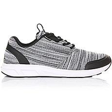 Кроссовки Quiksilver Voyage Textile Black/Grey/White