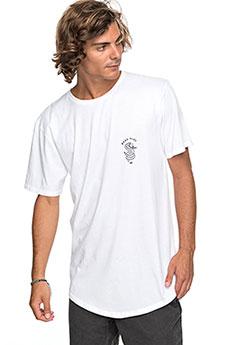 Футболка Quiksilver Scalboardfusion White