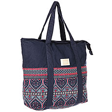 Сумка женская Roxy Folk Singer Tote China Blue New Maide