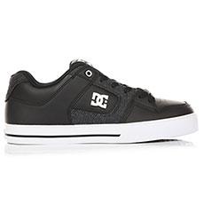 Кеды низкие DC Pure Se Black/Grey