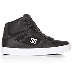 Кеды высокие DC Pure Shoe Black/White