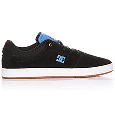 Кеды DC Crisis Shoe Black/Black/Blue