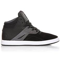 Кеды высокие DC Frequency Hi Shoe Black/White