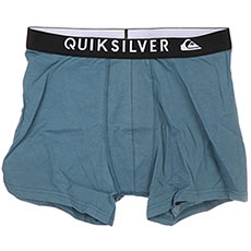 Трусы Quiksilver Boxer Edition Real Teal