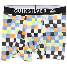 Трусы Quiksilver Boxer Poster Cadmium Orange