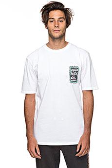 Футболка Quiksilver Ghettosession White