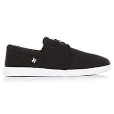 Кеды низкие DC Shoes Haven Black/Black/White