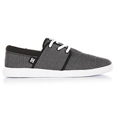 Кеды низкие DC Shoes Haven Tx Se Dark Grey/Black