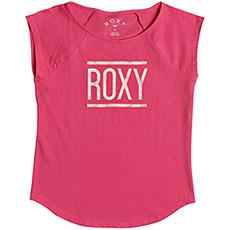 Футболка детская Roxy Heavensaheartb Rouge Red