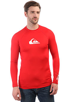 Гидрофутболка Quiksilver All Time Quik Real Red