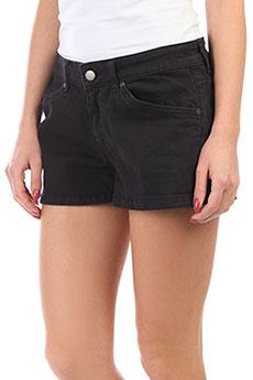 Шорты джинсовые женские Roxy Seatrippershort Anthracite