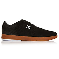 Кеды низкие DC New Jack S Black/Gum