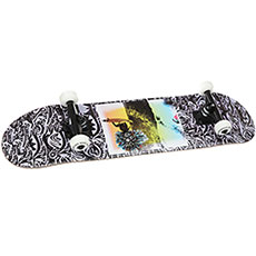 Скейтборд в сборе Quiksilver Rattle Sunrise Pink 32 x 8 (20.3 см)