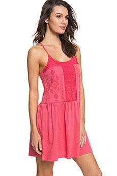 Платье женское Roxy Whitebeaches Rouge Red