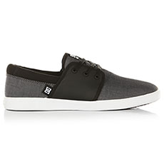 Кеды DC Haven TX SE Black/Grey