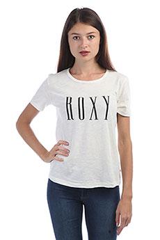 Футболка женская Roxy Red Sunset Marshmallow