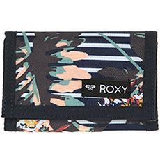 Кошелек женский Roxy Small Beach 2 J Medieval Blue Boardw
