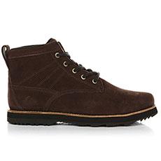 Ботинки высокие QUIKSILVER Gart Brown/Brown/Black