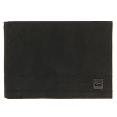 Кошелек QUIKSILVER Stitchy wallet 3 Black