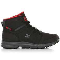 Ботинки высокие DC Torstein Black/Grey/Red