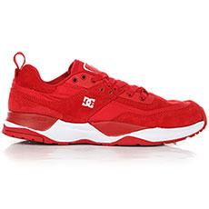 Кроссовки женские DC E. Tribeka Red