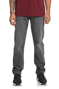 Джинсы прямые DC Worker Relaxed Medium Grey