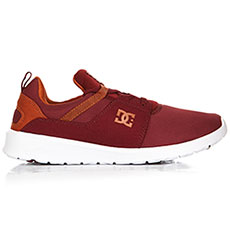 Кроссовки DC Heathrow Maroon