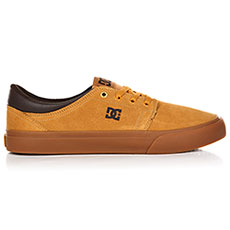Кеды низкие DC Trase S Brown/Gum