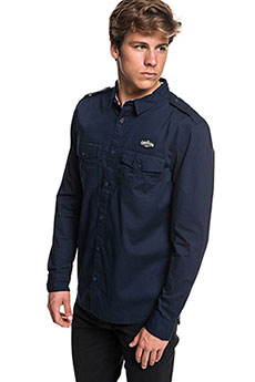 Рубашка QUIKSILVER Tripsterls Navy Blazer