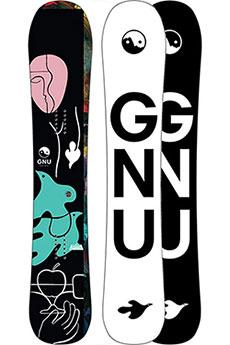 Сноуборд GNU Mullair C3 None