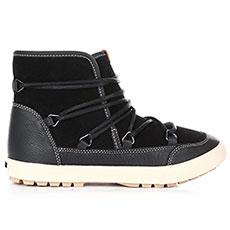 Ботинки зимние женские Roxy Darwin Boot Black