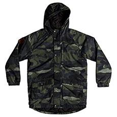 Куртка детская QUIKSILVER Mitake Smash Y B Four Leaf Clover Cam
