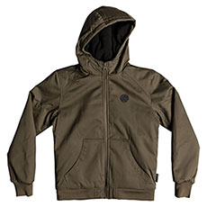 Куртка детская DC Ellis Padded Bo Burnt Olive